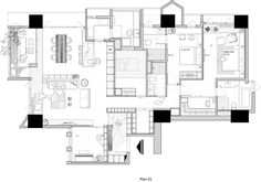 Gallery of Jade Apartment / Ryan Lai Architects - 40