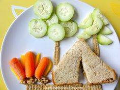 Healthy And Fun Kids Snacks