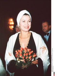 A smiling Princess Grace