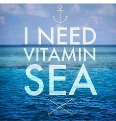 I NEED VITAMIN SEA  #incostabrava #bestplanbcn
