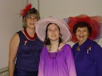 The Red Hat Society: April 2011