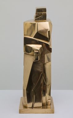 Title: Gendarme Artist: John Bradley Storrs (1885-1956, American) Year: 1919 (cast later)