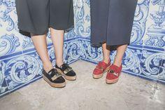 Lola Twins www.harper.pt    Shoes, Platforms, Fashion, Street Style
