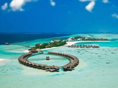 5 Most Affordable Overwater Bungalows and Overwater Huts & Romantic Honeymoon Resorts & Exotic Vacations & Olhuveli Beach and Spa The post 5 Most Affordable Overwater Bungalows and Overwater Huts Vacation Places, Vacation Destinations, Places To Travel, Places To Visit, Vacation Ideas, Beach Vacation Spots, Vacation Resorts, Vacation Travel, Hawaii Travel
