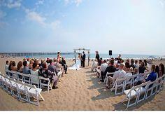 Crowne Plaza Ventura Beach Weddings on the Beach Ventura Hotel 93001