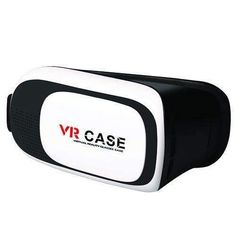 Virtual Reality Bluetooth Headset w/ 3D Video