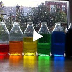 Music for Kids – DIY Bottle Xylophone