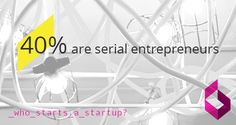 """Who starts a startup?"" Animated infographic from PARISOMA gives some interesting stats."