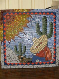 Julie Aldridge Mosaic Garden Art, Mosaic Tile Art, Mosaic Flower Pots, Mosaic Artwork, Mosaic Diy, Mosaic Crafts, Mosaic Projects, Mosaic Glass, Stained Glass Patterns