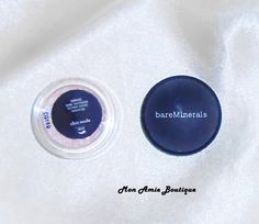 Chic Nude (veiled nude) glimmer .28g eyecolor by bare minerals bare escentuals - Eye Shadow