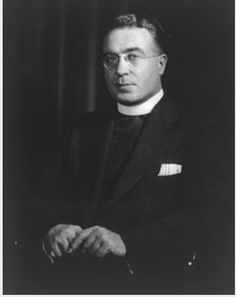 Charles Coughlin was a Roman Catholic priest that was one of the first leaders to use radio to a mass audience for them to hear the word of God. Because of him, people were able to worship without having to go to church.
