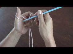 Dos agujas: otras formas de montar puntos