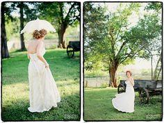 Shauna Maness Photography Vintage Bridal Photography (4)