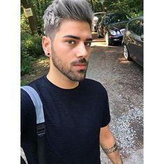 "1,256 Likes, 28 Comments - D A V I D E S H E B E T T E R (@davideshebetter) on Instagram: ""I really do miss my beard 😫oh my... I look just like 18y/o again 😂hahaha... Hope you still like it…"""