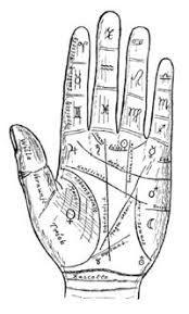 Bedeutung handlesen ehelinie Handlesen: Handlinien
