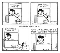 First Appearance: September 1961 peanutsspecials ps pnts schulz snoopy lucyvanpelt psychiatrichelp patient doesnt say anything Lucy Van Pelt, Peanuts Cartoon, Peanuts Snoopy, Psychiatric Help, Comic Boards, Stormy Night, Vintage Cartoon, A Comics, Comic Strips