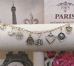 YW Values Charm Bracelet : This adorable charm bracelet comes pre-assembled. It comes with our bracelet and 8 charms, each representing a Young Woman value: Faith - Anchor; Young Women Values, Lds Youth, Young Women Activities, Youth Activities, Personal Progress, Girls Camp, Daughter Of God, Paris, Kirchen