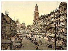 Zdjęcie numer 13 w galerii - Niemiecki Wrocław na kolorowych zdjęciach z amerykańskiej Biblioteki Kongresu