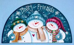 Deb M. Frosty Friends