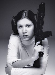 Carrie Fisher/ Princess Leia