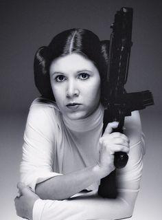 Carrie Fisher/ Princess Leia