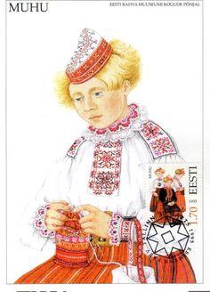 Estonia 1995 Maxicard