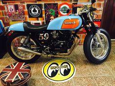Garagem Cafe Racer