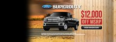 Ford Truck Car Banner