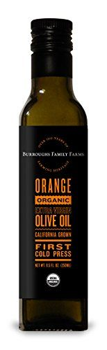 Extra Virgin Cold Pressed Organic Olive Oil - Orange -- More details at the link of image at this Dinner recipes board