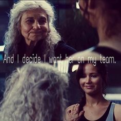 Just saw this movie today!! I promised myself I wouldn't cry when Mags died...I still cried...