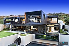 Kloof House Luxury Residence – Bedfordview, Johannesburg, South Africa