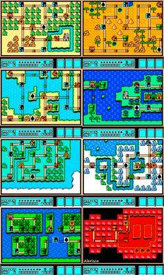 Mundo Super Mario, Super Mario Art, Arte 8 Bits, Pixel Art Games, V Games, Video Game Art, Game Gif, Retro Arcade, Classic Video Games