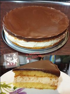 Τούρτα Κωκ !!! ~ ΜΑΓΕΙΡΙΚΗ ΚΑΙ ΣΥΝΤΑΓΕΣ 2 Greek Sweets, Greek Desserts, Greek Recipes, Sweets Cake, Cupcake Cakes, Candy Recipes, Dessert Recipes, Low Calorie Cake, Food Network Recipes