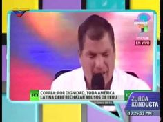 Rafael Correa: América Latina debe rechazar la prepotencia de EEUU hacia...
