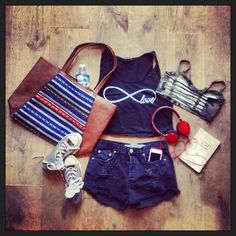 In order to encourage store's popularity, an Instagram page will be created displaying pictures of various outfits created using store's merchandise.