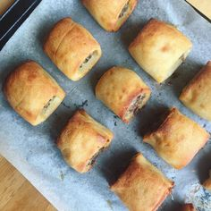 Sausage Rolls with Potato Pastry - Failsafe Elimination Diet Blog | Simply Failsafe