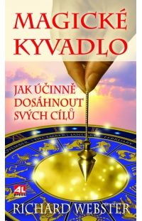 Magické kyvadlo - jak účinně dosáhnout svých cílů #alpress #kyvadlo #knihy #magie #esoterika