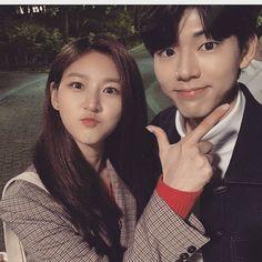 my couple in Web Drama Love Playlist Season 4 Drama Korea, Korean Drama, Dramas, Ulzzang, Kim So Eun, Web Drama, Kdrama Actors, Korean Artist, Popular Culture