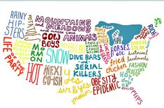 US State Stereotypes