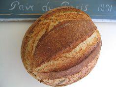 Romertopf herb bread by BakingSoda, via Flickr