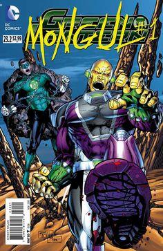 Green Lantern #23.2 - Worthy Foes (Issue)