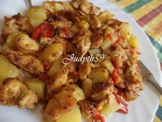 Light Recipes, Poultry, Potato Salad, Cauliflower, Chicken Recipes, Bacon, Paleo, Food And Drink, Lunch