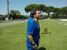 CALCIO - Poggibonsi, Mister Tosi al primo giorno di lavoro - http://www.toscananews.net/home/calcio-poggibonsi-mister-tosi-al-primo-giorno-di-lavoro/