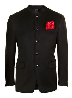 The Black Cashmere Nawab by Canali
