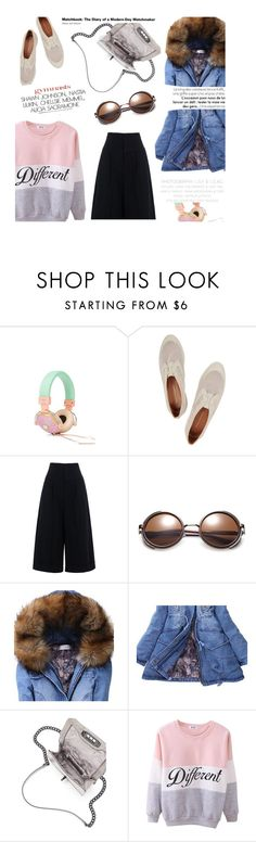 """""""Untitled #1417"""" by zayngirl1dlove ❤ liked on Polyvore featuring moda, Rebecca Minkoff e RED Valentino"""