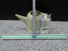 Fargo Epoxy flooring tools....T-Bar and 2k Caulking!  Hirshfield's Fargo, West Fargo, Minot & Bismarck, North Dakota