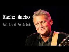Rainhard Fendrich - Macho Macho (Lyrics) | Musik aus Österreich mit Text - YouTube