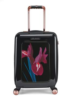 Ted Baker Luggage Floral Hardside Hardside 21-Inch Lightweight Carry-On Spinner * You can get additional details at the image link. (This is an Amazon Affiliate link and I receive a commission for the sales)