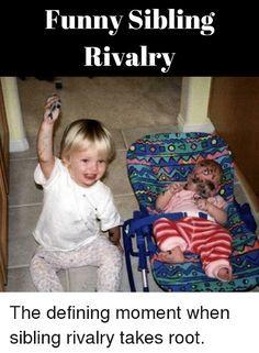 Funny Sibling Rivalry Sibling Rivalry Siblings Funny Sibling Rivalry Funny