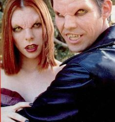Buffy the Vampire Slayer images Xander & Willow as vampires ...